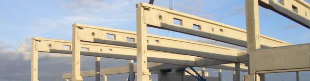 Precast concrete elements
