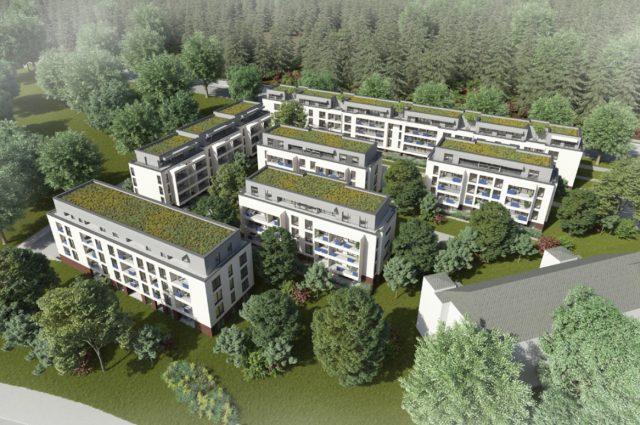 Darmstadt, Wohnbebauung Lincoln Siedlung BF 4.2