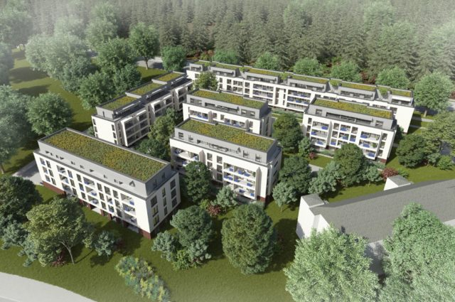 Darmstadt, Residential Lincoln Settlement BF 4.2