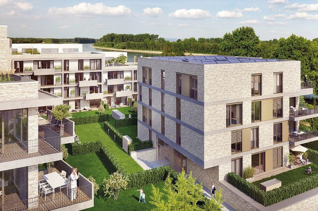 Speyer, new construction residential quarter