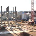 Neubau Produktionsgebäude