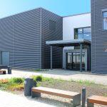 Neubau Education-Center
