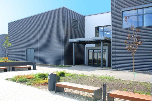Neubau für Bosch in Rumänien