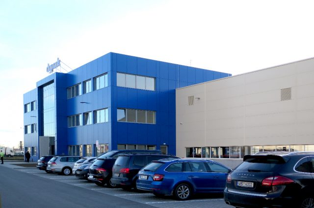 New construction and handover of a printing and packaging centre in the Czech Republic