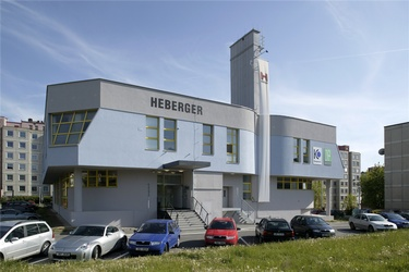 HEBERGER CZ s.r.o. - Ihr Partner für Planung und Erstellung in Prag